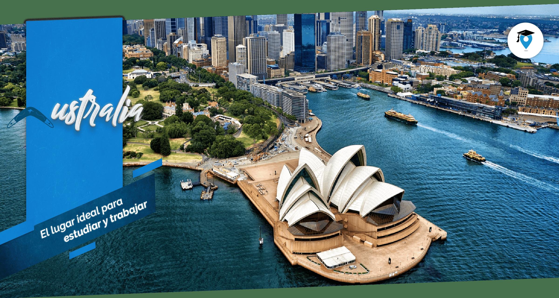 Australia el lugar ideal para estudiar y trabajar