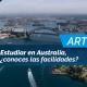 Estudiar en Australia, ¿conoces las facilidades?
