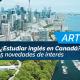 ¿Estudiar inglés en Canadá? 5 novedades de interés